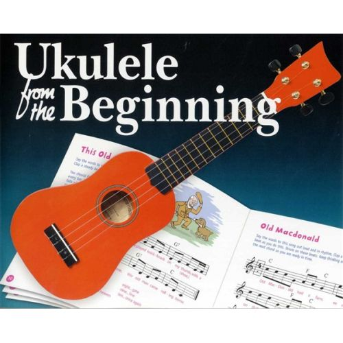 CHESTER MUSIC UKULELE FROM THE BEGINNING - UKULELE