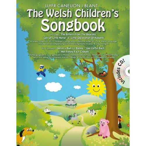 CHESTER MUSIC BLANT - THE WELSH CHILDREN'S SONGBOOK - PIANO SOLO