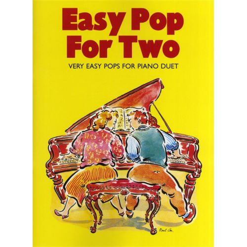 CHESTER MUSIC EASY POP FOR TWO VERY EASY POPS FOR PIANO DUET - PIANO DUET
