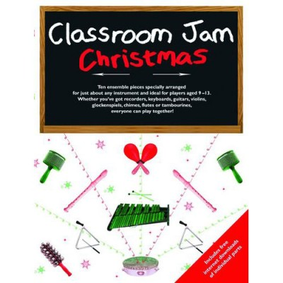 CHESTER MUSIC CLASSROOM JAM CHRISTMAS ALL INST - CHRISTMAS