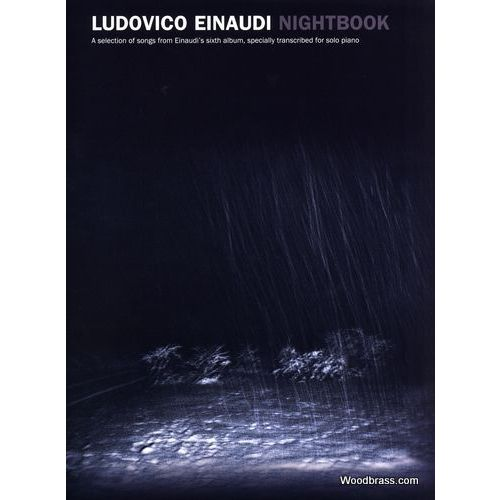 CHESTER MUSIC EINAUDI LUDOVICO - NIGHTBOOK - PIANO