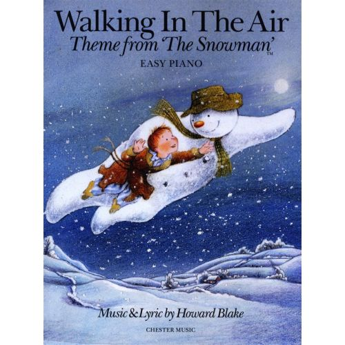 CHESTER MUSIC BLAKE HOWARD - BLAKE WALKING IN THE AIR EASY - PIANO SOLO