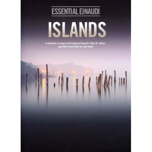 CHESTER MUSIC EINAUDI LUDOVICO - ESSENTIAL ISLANDS - PIANO