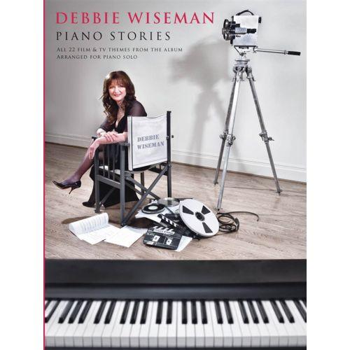 CHESTER MUSIC DEBBIE WISEMAN - DEBBIE WISEMAN - PIANO STORIES - PIANO SOLO