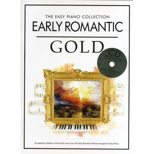CHESTER MUSIC THE EASY PIANO COLLECTION - EARLY ROMANTIC GOLD - PIANO SOLO