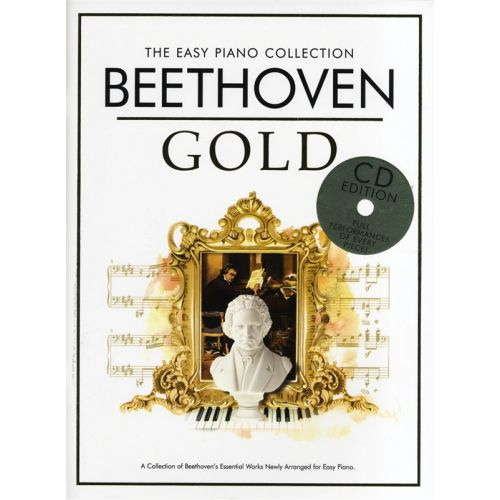 CHESTER MUSIC BEETHOVEN - THE EASY PIANO COLLECTION - BEETHOVEN GOLD - PIANO SOLO