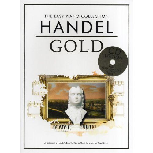 CHESTER MUSIC HANDEL - THE EASY PIANO COLLECTION - HANDEL GOLD - PIANO SOLO