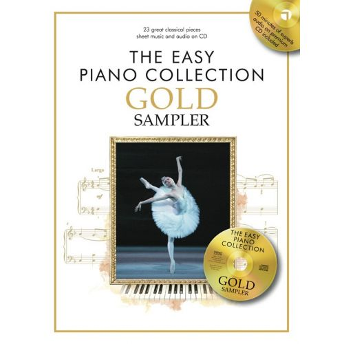 CHESTER MUSIC THE EASY PIANO COLLECTION - GOLD SAMPLER - PIANO SOLO