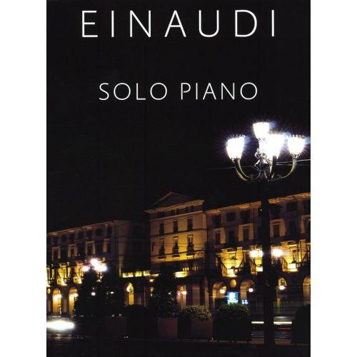 CHESTER MUSIC LUDOVICO EINAUDI - SOLO - PIANO SOLO