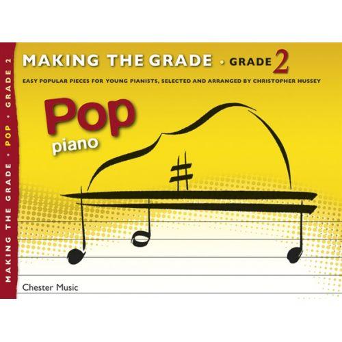 CHESTER MUSIC MAKING THE GRADE - POP - PIANO SOLO