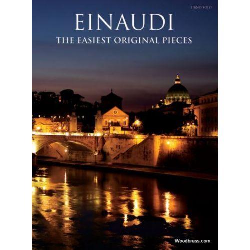 CHESTER MUSIC EINAUDI LUDOVICO - THE EASIEST ORIGINAL PIECES