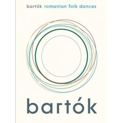 CHESTER MUSIC BARTOK BELA - ROMANIAN FOLK DANCES - PIANO