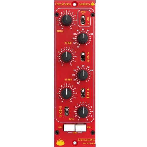 CHANDLER LIMITED LITTLE DEVIL EQ - MONO EQUALIZER