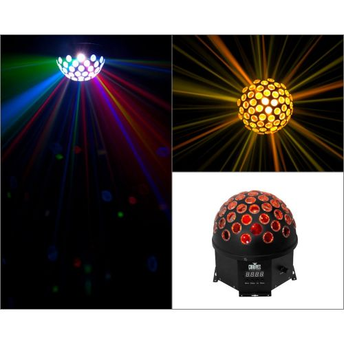CHAUVET CHAUVET HEMISPHERE ROOM CENTER EFFECT DJ LED