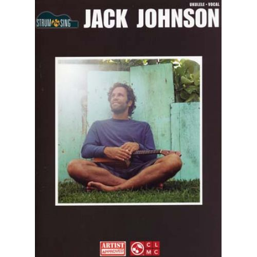 CHERRY LANE JOHNSON JACK - STRUM & SING - UKULELE/VOCAL
