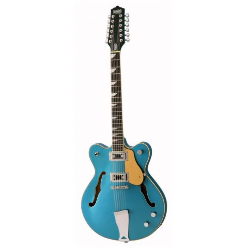 EASTWOOD GUITARS CLASSIC 12 METALLIC BLUE