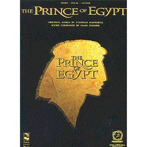 CHERRY LANE THE PRINCE OF EGYPT - PVG