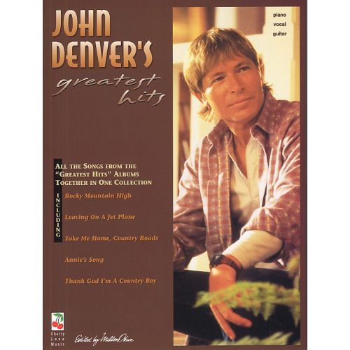 CHERRY LANE JOHN DENVER'S GREATEST HITS - PVG