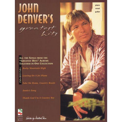 CHERRY LANE JOHN DENVER'S GREATEST HITS - PVG