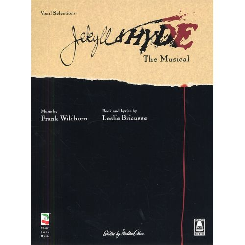 CHERRY LANE FRANK WILDHORN JEKYLL AND HYDE THE MUSICAL - PVG