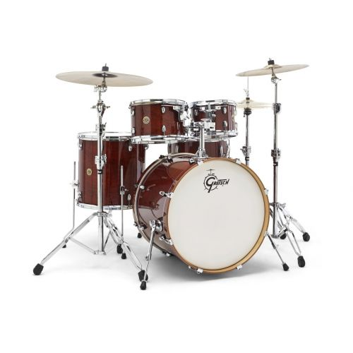 GRETSCH DRUMS CM1-E825-WG - CATALINA MAPLE 2014 FUSION ROCK ROCK 22 - 10 - 12 - 16TB - 22GC - 14x6.5