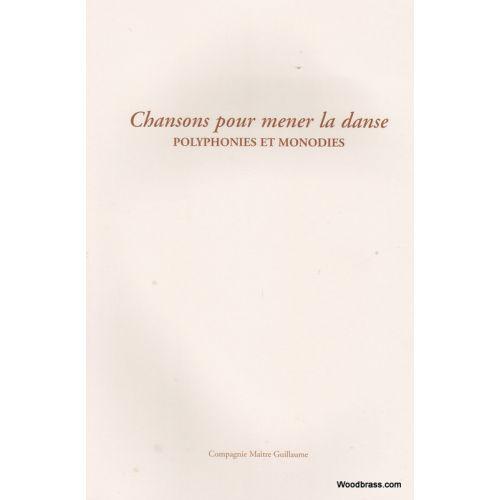 EDITIONS DELATOUR FRANCE CHANSONS POUR MENER LA DANSE