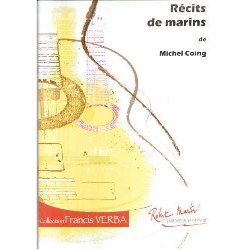 ROBERT MARTIN COING - RÉCITS DE MARINS