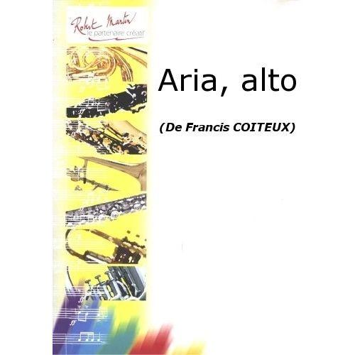 ROBERT MARTIN COITEUX F. - ARIA, ALTO