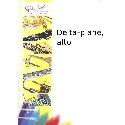 ROBERT MARTIN COITEUX F. - DELTA-PLANE, ALTO
