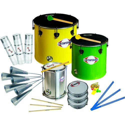 Samba packs