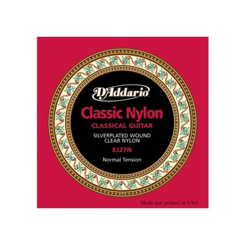 D'ADDARIO AND CO J27 CLASSICAL NYLON