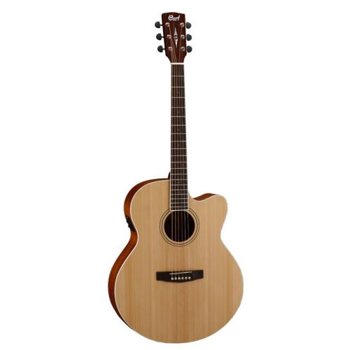 CORT CJ1F NATURAL SATIN