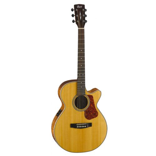 CORT L100F-K NATURAL GLOSS