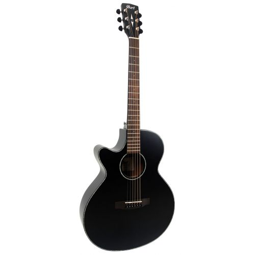 CORT LINKSHAENDER SFX-E BLACK SATIN