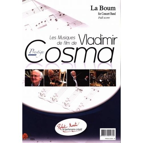 ROBERT MARTIN COSMA V. - COSMA V. - REALITY (LA BOUM)