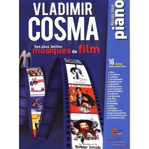 ROBERT MARTIN COSMA V. - SES PLUS BELLES MUSIQUES DE FILM