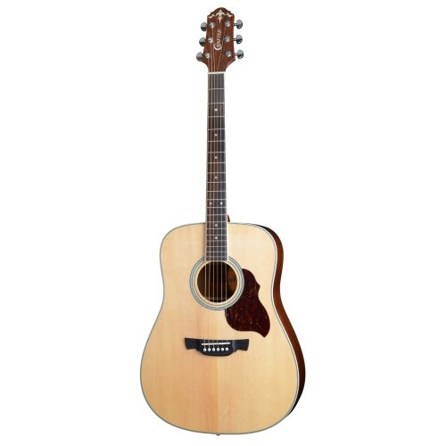 CRAFTER D 6/N NATURAL SATIN