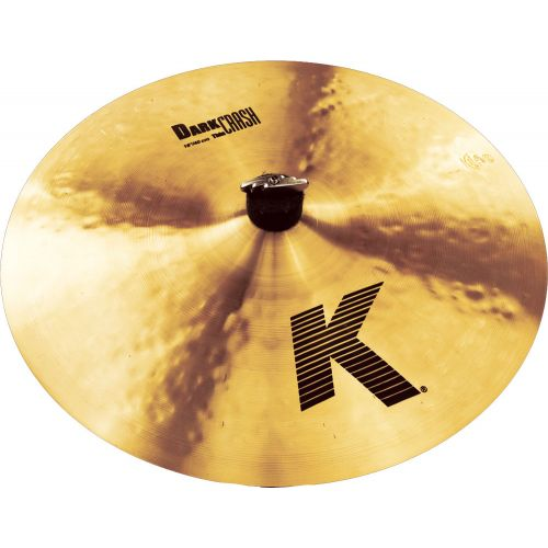 ZILDJIAN K0902 - K-SERIES DARK CRASH THIN 16