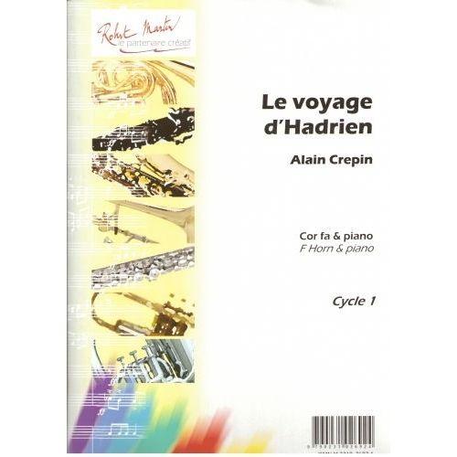 ROBERT MARTIN CREPIN A. - VOYAGE D'HADRIEN (LE), FA OU MIB