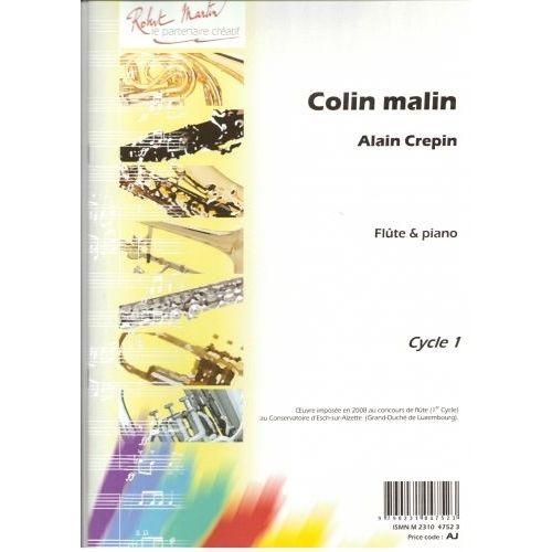 ROBERT MARTIN CREPIN A. - COLIN MALIN