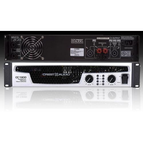 CREST CC1800 2 X 450W / 8 OHMS