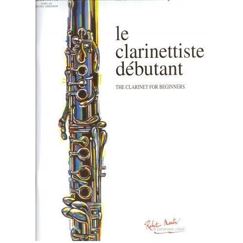 ROBERT MARTIN CROCQ J.M. - CLARINETTISTE DEBUTANT (LE)