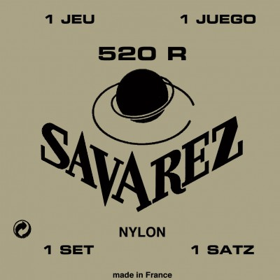 SAVAREZ 520R RED HARD TENSION
