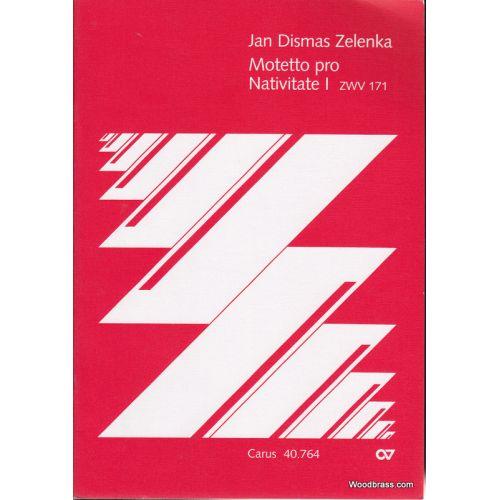 CARUS ZELENKA J.D. - DORMI NATE, DORMI DEUS ZWV 171