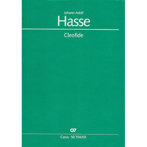 johanne adolphe hasse essay Published his essay on the true art of playing keyboard instruments, which   such as niccolò piccinni and johann adolph hasse, he adopted.