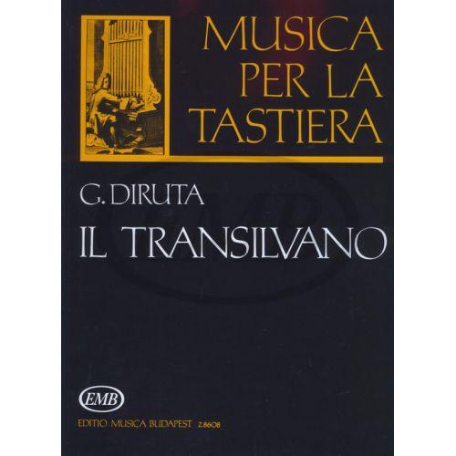 EMB (EDITIO MUSICA BUDAPEST) DIRUTA G. - TRANSILVANO - PIANO