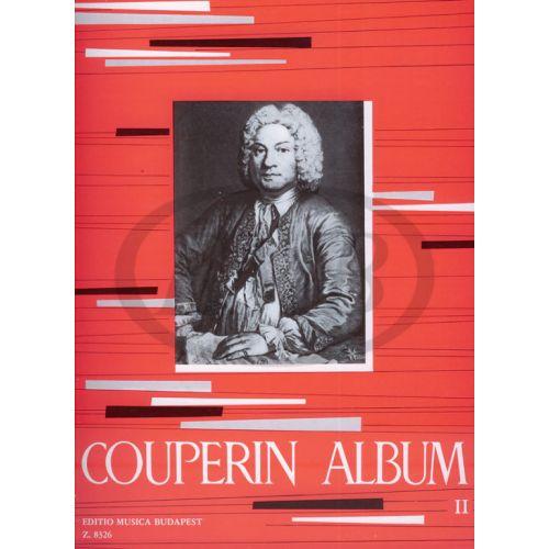EMB (EDITIO MUSICA BUDAPEST) COUPERIN F. - ALBUM FOR PIANO VOL 2 - PIANO