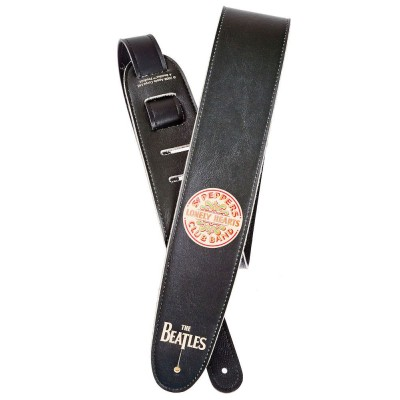 D'ADDARIO AND CO BEATLES GUITAR STRAP SGT. PEPPER'S