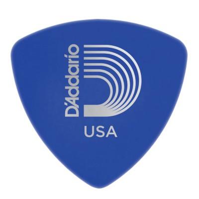 D'ADDARIO AND CO DURALIN GUITAR PICKS MEDIUM/HEAVY 100 PACK WIDE SHAPE