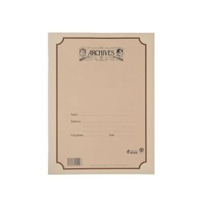 D'ADDARIO AND CO HANDWRITTEN SPIRAL BOUND NOTEBOOK ARCHIVE 10 STAVES 48 SHEET